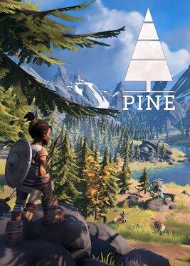 Pine постер (cover)