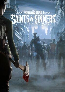 The Walking Dead: Saints & Sinners постер (cover)