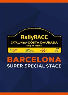 WRC 9 - Barcelona SSS