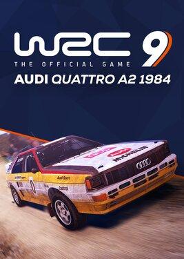 WRC 9 - Audi Quattro A2 1984 постер (cover)