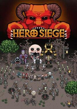 Hero Siege постер (cover)