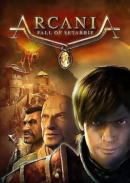 ArcaniA: Fall of Setarrif постер (cover)