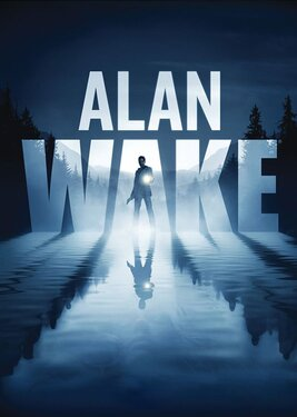 Alan Wake постер (cover)