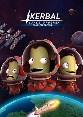 Kerbal Space Program - Complete Edition постер (cover)