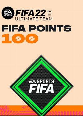 FIFA 22 Ultimate Team - 100 очков FIFA Points постер (cover)