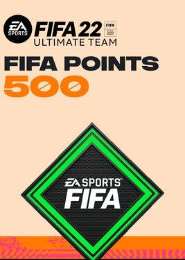FIFA 22 Ultimate Team - 500 очков FIFA Points