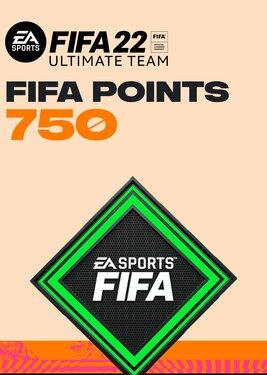 FIFA 22 Ultimate Team - 750 очков FIFA Points постер (cover)