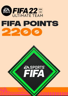 FIFA 22 Ultimate Team - 2200 очков FIFA Points