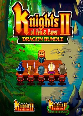 Knights of Pen and Paper 2 - Dragon Bundle постер (cover)