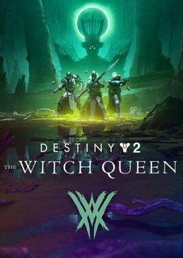 Destiny 2: The Witch Queen постер (cover)
