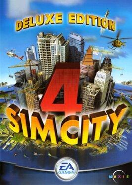 SimCity 4 - Deluxe Edition постер (cover)