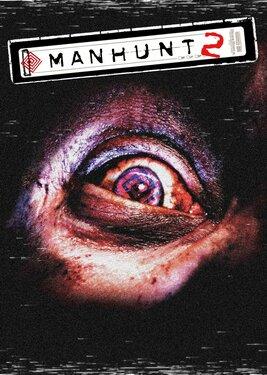Manhunt 2 постер (cover)