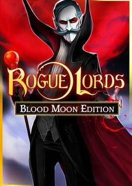 Rogue Lords - Blood Moon Edition постер (cover)