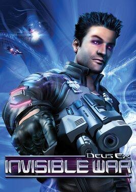 Deus Ex: Invisible War постер (cover)