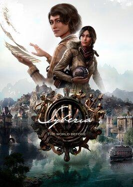 Syberia: The World Before постер (cover)