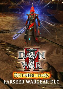 Warhammer 40,000 : Dawn of War II - Retribution - Farseer Wargear постер (cover)