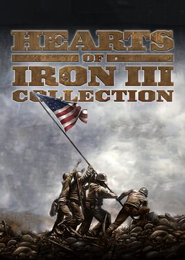 Hearts of Iron III - Collection постер (cover)