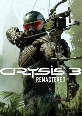 Crysis 3 Remastered постер (cover)