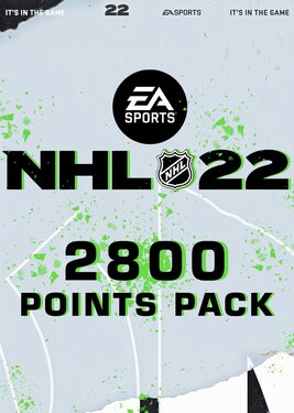 NHL 22 - 2800 Points Pack