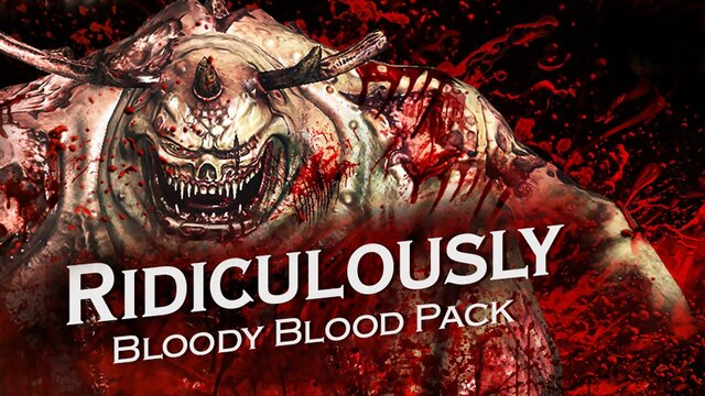 Warhammer 40,000 : Dawn of War II - Ridiculously Bloody Blood Pack