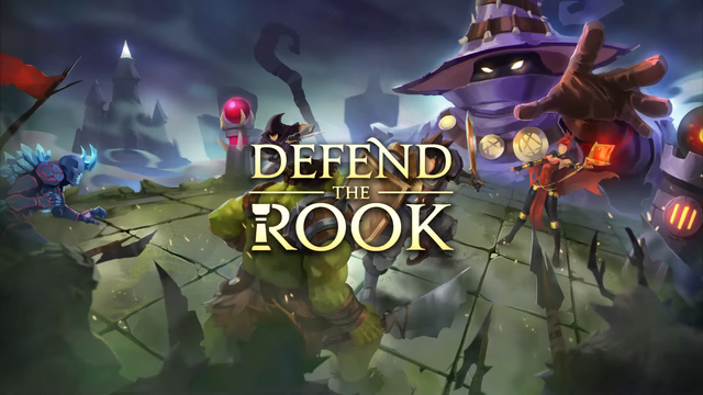 Defend the Rook: Tactical Tower Defense