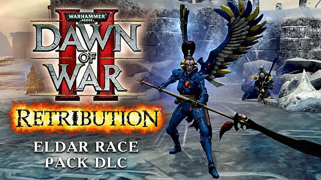 Warhammer 40,000 : Dawn of War II - Retribution - Eldar Race Pack