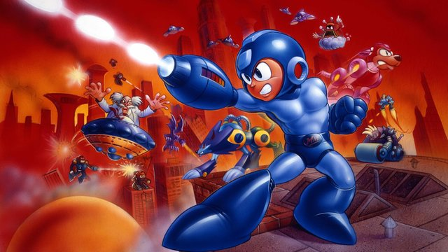 Mega Man - Legacy Collection