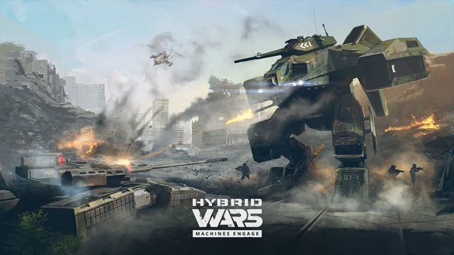 Hybrid Wars - Deluxe Edition + Season Pass