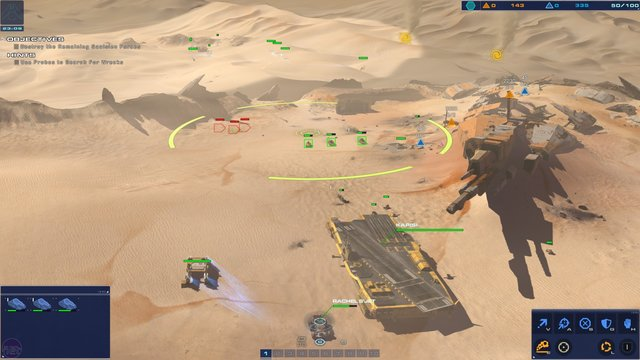 Homeworld: Deserts of Kharak