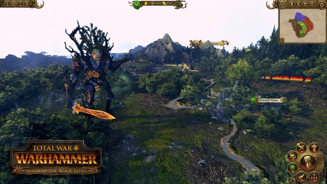 Total War: WARHAMMER – Realm of The Wood Elves