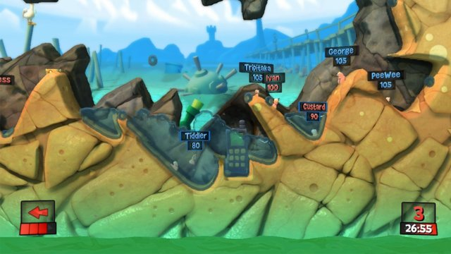 Worms Revolution – Gold Edition