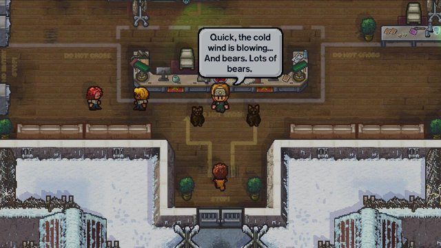 The Escapists 2 – The Glorious Regime Prison
