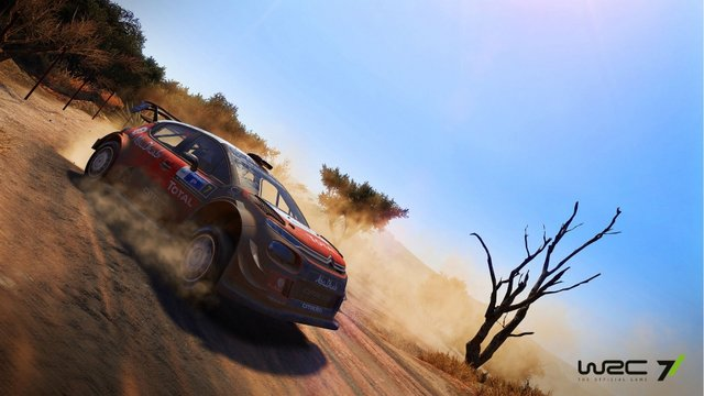 WRC 7: FIA World Rally Championship