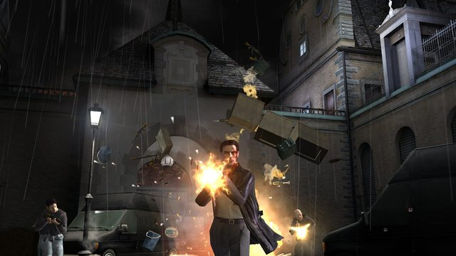Max Payne 2: The Fall of Max Payne