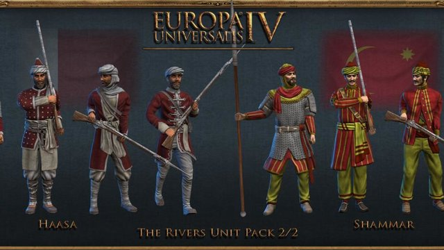 Europa Universalis IV: Cradle of Civilization - Content Pack