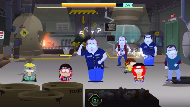 South Park: The Fractured But Whole - Danger Deck