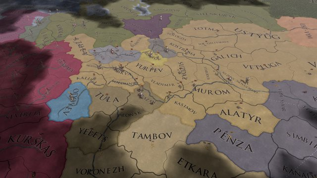 Europa Universalis IV: Third Rome - Immersion Pack