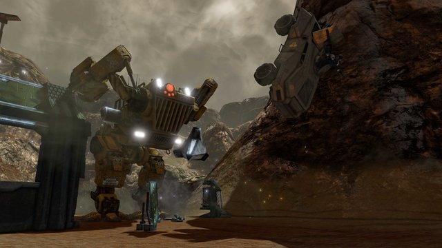 Red Faction: Guerrilla Re-Mars-tered