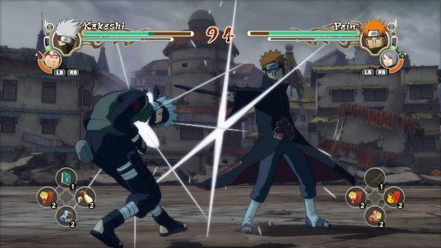 Naruto Shippuden: Ultimate Ninja Storm 2