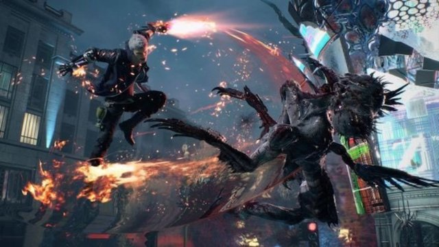 Devil May Cry 5 – Deluxe Editon