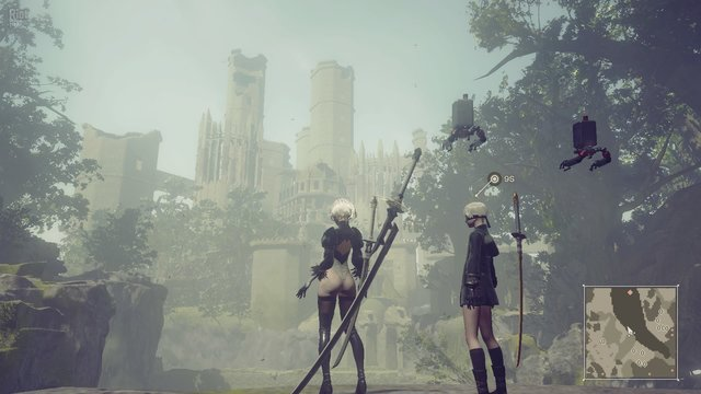 Nier: Automata – Game of the YoRHA Edition