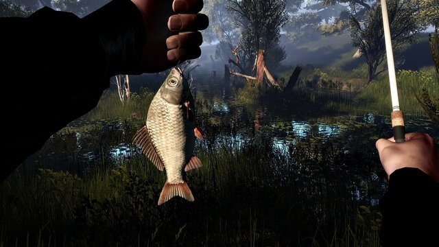 Pro Fishing Simulator