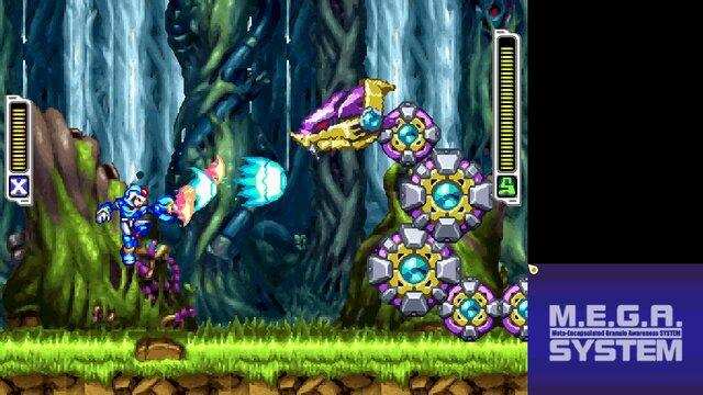 Mega Man Zero/ZX Legacy Collection