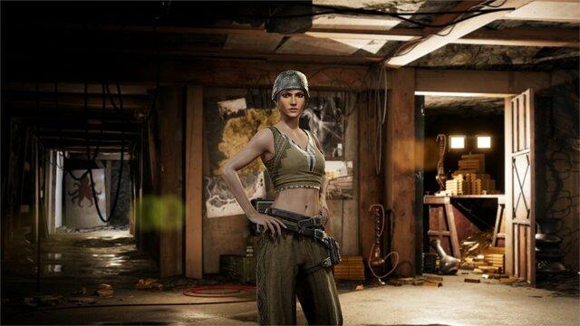 Playerunknown's Battlegrounds - Survivor Pass: Shakedown