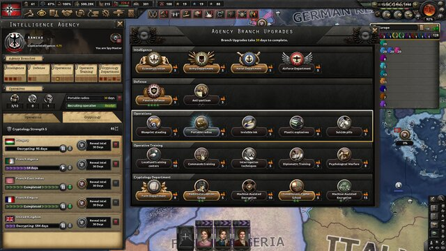 Hearts of Iron IV: La Resistance