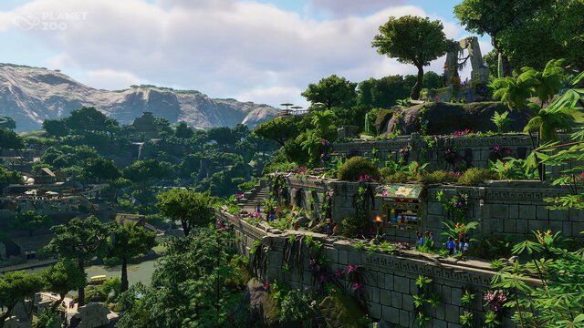 Planet Zoo - South America Pack