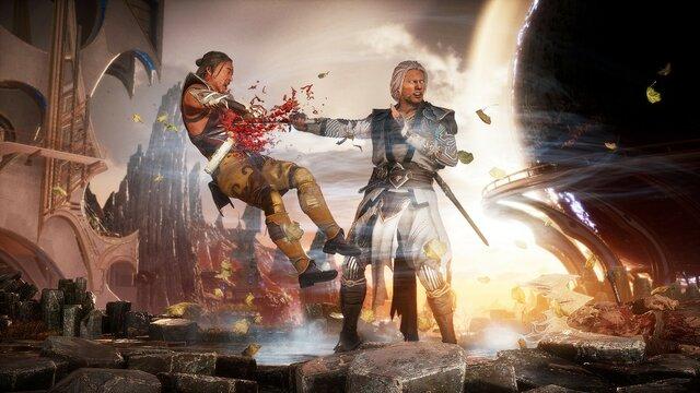 Mortal Kombat 11: Aftermath + Kombat Pack Bundle