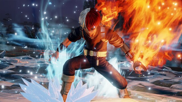 Jump Force – Characters Pass 2