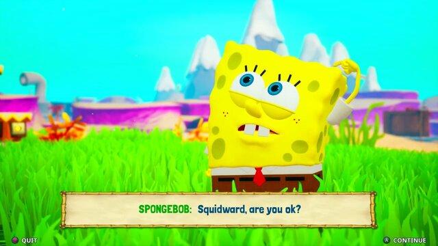 SpongeBob SquarePants: Battle For Bikini Bottom – Rehydrated. Shiny Edition
