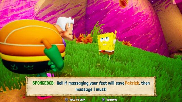 SpongeBob SquarePants: Battle For Bikini Bottom – Rehydrated. F.U.N. Edition